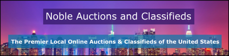 Noble Auctions and Classifieds