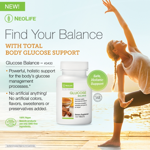 Find Your Balance With Total Body Glucose Support