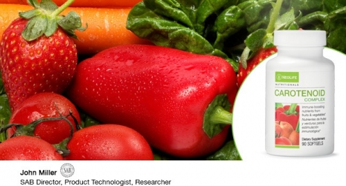 Carotenoids Protect Brain Function